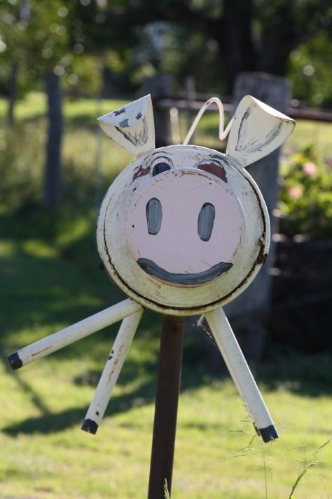 piggy-mailbox